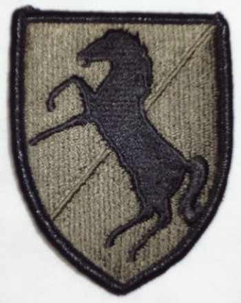 11th. Armored Cavalry Regiment, Subd.