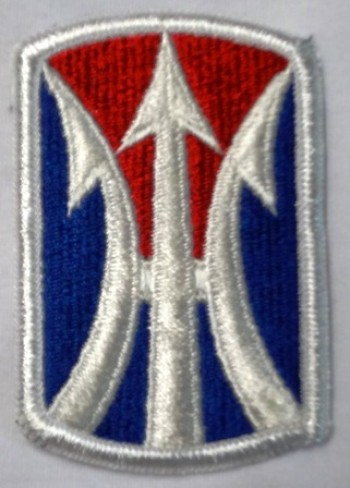 11th. Infantry (Light) Brigade, Color