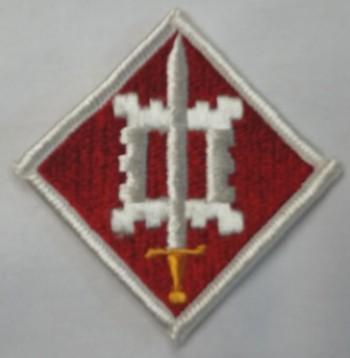 18th Engineer Brigade, Color