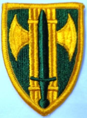 18th Military Police (MP) Brigade, Color