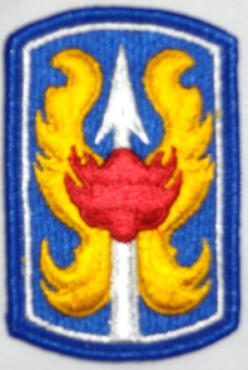 199th. Infantry (Light) Brigade, Color