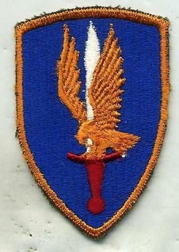 1st Aviation Brigade, Color, Cut-Edge