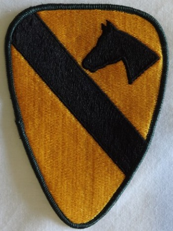1st Cavalry Division, Color