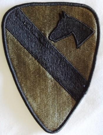 1st Cavalry Division, Subd.