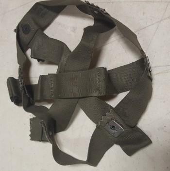 M-1 Helmet Liner Suspension (Removable)