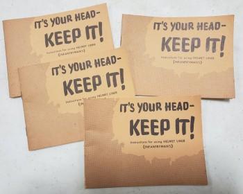 It's Your Head - Keep It! (M-1 Infantry Helmet Manual)