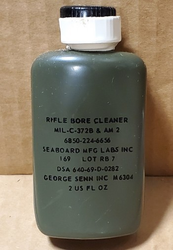 Rifle Bore Cleaner, Sealed Case