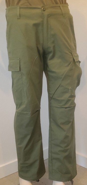 Repro 3rd Pattern R/S Jungle Fatigue Pants