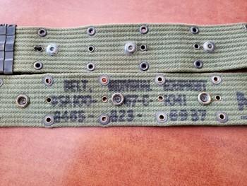 USMC M-1961 Equipment Belt