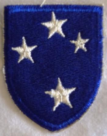 23rd Infantry Division, Color, Cut-Edge