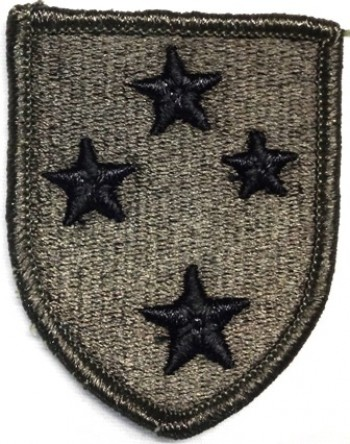 23rd. Infantry Division, Subd.
