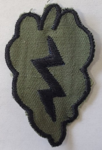 25th Infantry Division, Subd. Twill (Incountry Style)
