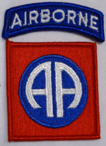 82nd. Airborne Division, Color