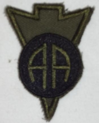 82nd ABN Raider / Recondo School Patch, Subd.