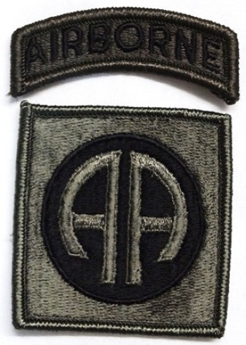 82nd. Airborne Division, Subd.