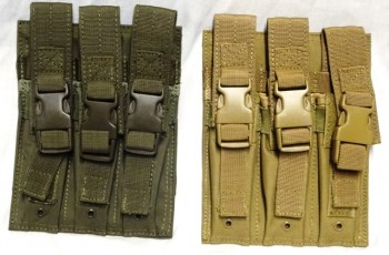9mm Sub-Machinegun Mag Pouch, OD or Tan