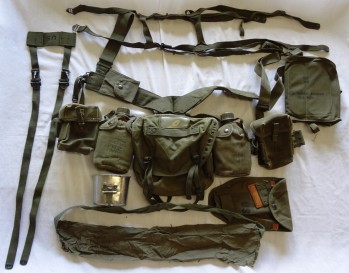 US Army Advanced Field Gear Package, EXC