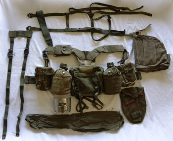 US Army Advanced Field Gear Package, VG