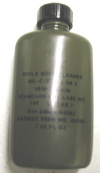 Rifle Bore Cleaner