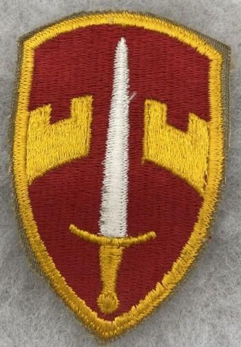 Military Assistance Command Vietnam (MACV), Color Cut-Edge