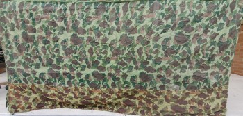WWII / Korean War USMC Camo Mosquito Net