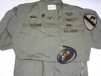 Lt. Col. Kilgore Uniform Package