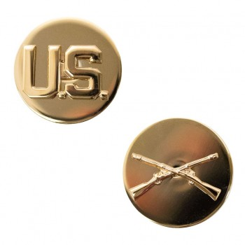 Enlisted Infantry Branch Set.