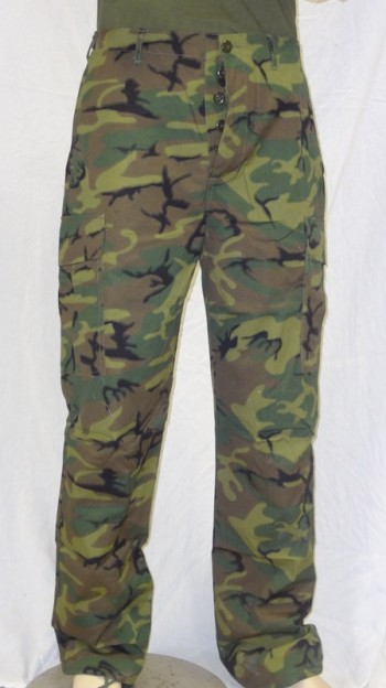 Repro ERDL Poplin Jungle Fatigue Pants