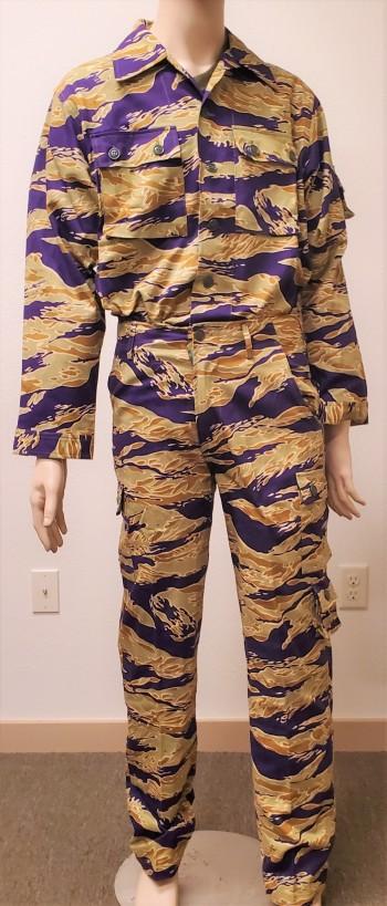 Advisor Sparse Tiger Stripes Set (Gold)