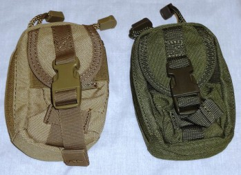I-Pouch, Utility Pouch, OD or Tan