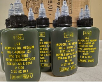 LSA Oil