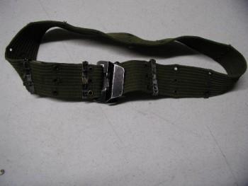 M-56 Equipment Belt, Davis, Horizontal, Medium