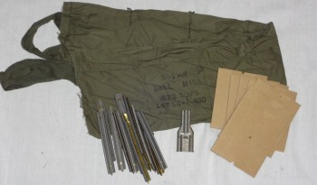 Bandoleer Re-Pack Kit, M-16
