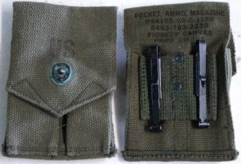 M-56 Pocket, Ammo Magazine, Pistol, .45 ACP