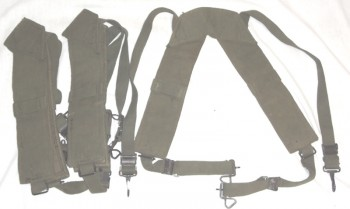 M-56 Field Suspenders: X-Long Length (XL)