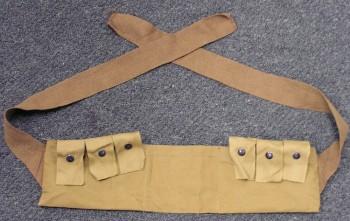 M-79 / M-203 40mm Bandoleer BROWN