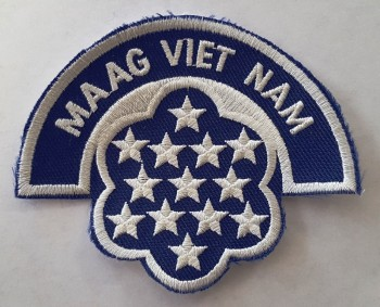 MAAG, Viet Nam, Color, Cut-Edge