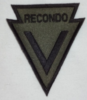 MACV Recondo School Patch, Subd.