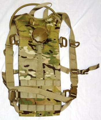 MOLLE II Hydration System Carrier, USGI