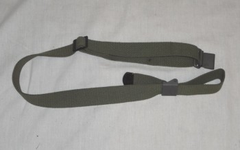 OD Cotton M-1 Rifle Sling