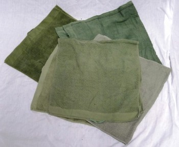 Towel, VN Green