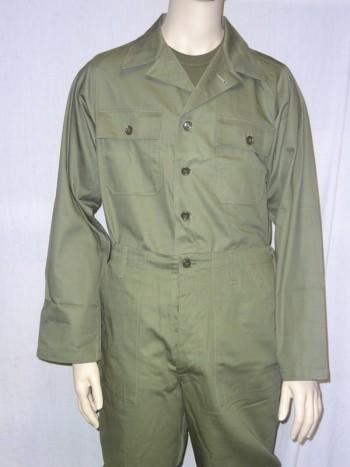1st Pattern OG-107 Sateen Fatigue Shirt