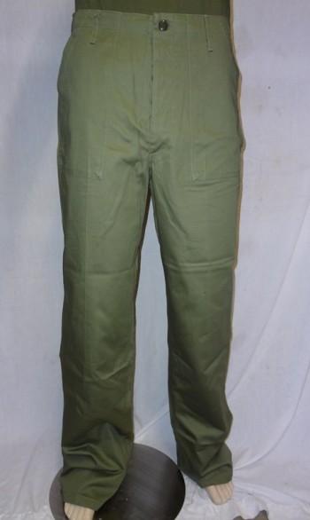 1st Pattern OG-107 Sateen Fatigue Pants