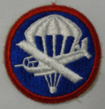 Para-Glide Round, Enlisted, Cut Edge