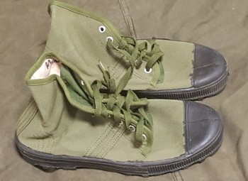 PAVN / NVA Jungle Boot