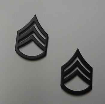 Staff Sergeant, Pin-On Subd