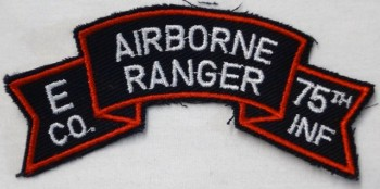 E Company (9th. Infantry Division), Color