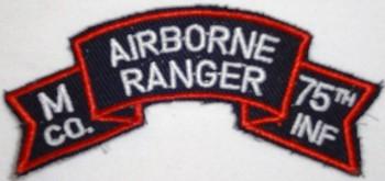 M Company (199th. Light Infantry Brigade), Color