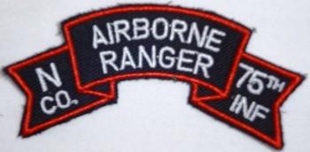 N Company (173rd. Airborne Brigade), Color