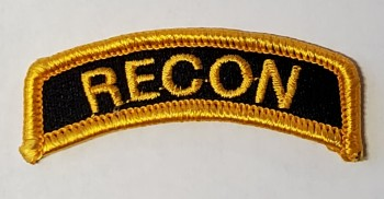 Recon Tab, Standard, Color